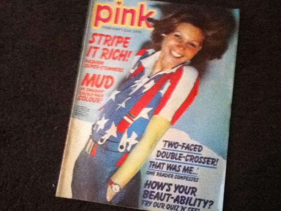 PINK Feb 1976 - Mud, The Osmonds, Pan's People | eBay