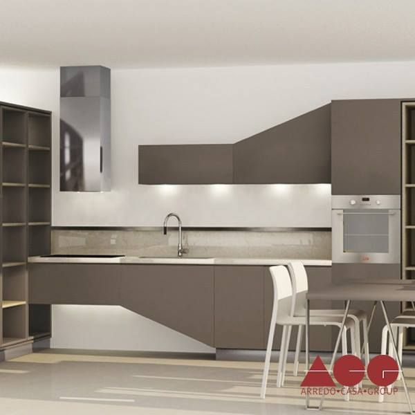 Simple and bright Kitchens straight from Italy #ArredoCasaGroup ...