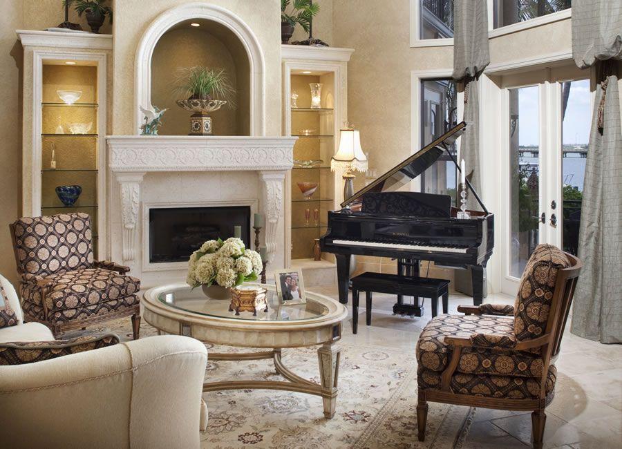 Beau Furniture Upholstery | Andrea Lauren Elegant Interiors | Tampa, FL
