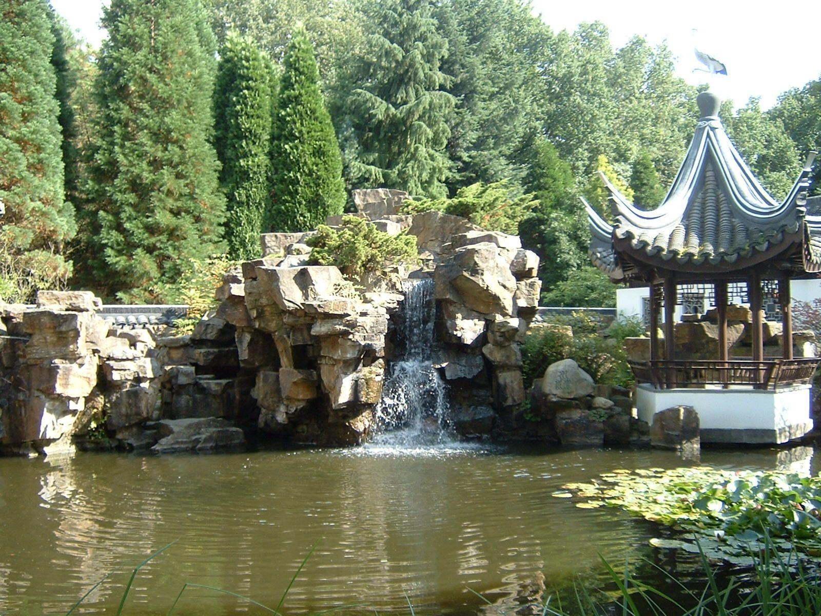 Pin Von Graham Gunn Auf Germany Bochum Chinesischer Garten Botanischer Garten