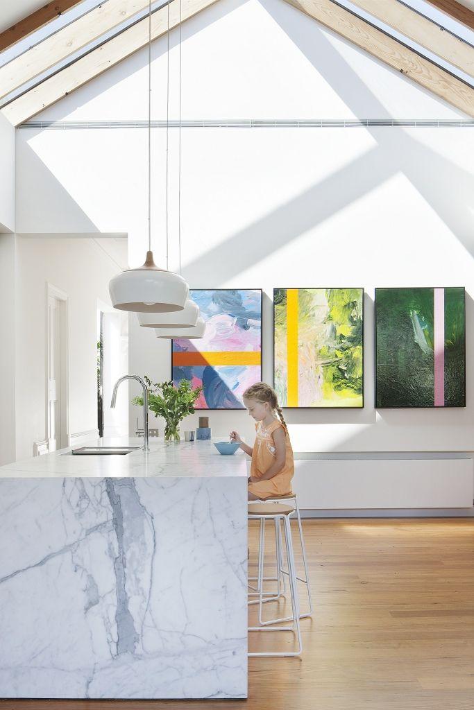 Office Stockholm Interior Design Scandinavian 3D Visualisation Render Archviz 3Ds Max Modern Styling