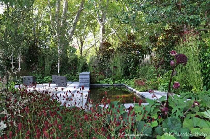 Ian Barker Gardens | Rincones de Patios y Jardines. | Pinterest ...