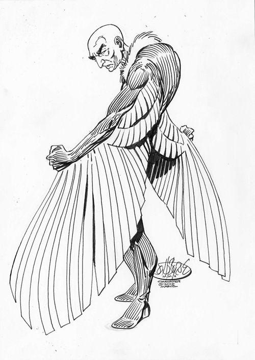 Log In Vulture Marvel Marvel Coloring Graphic Novel Art