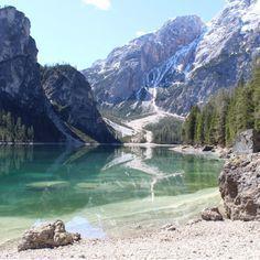 Der Pragser Wildsee: spektakuläres Plätzchen in den Dolomiten