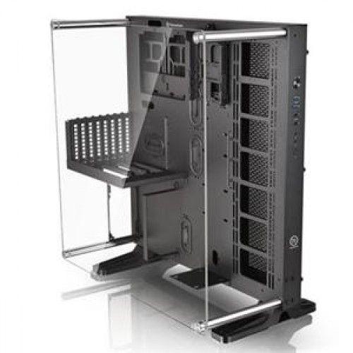 Thermaltake Core P5 Atx Wall Mount Chassis Pc Bureau Gamer Ordinateur Tout En Un Ordinateur
