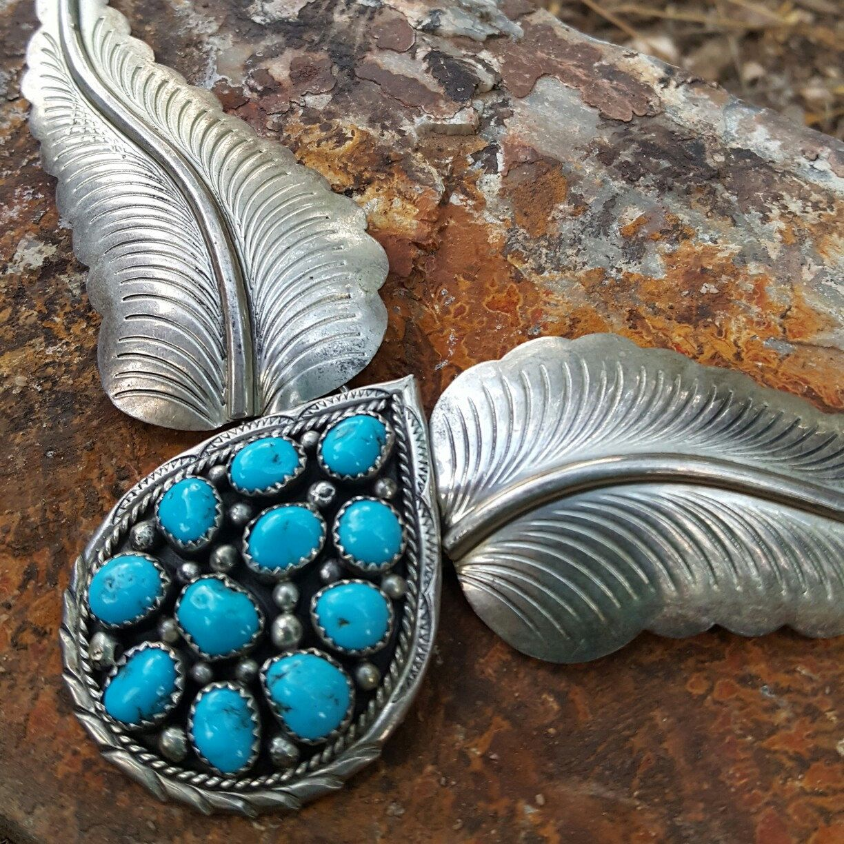 Native and Latin American jewelry on sale now at The Cowgirl.