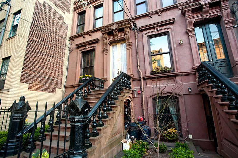 Downtown Jersey City In Jersey City Nj Brownstone Homes Brownstone Jersey City