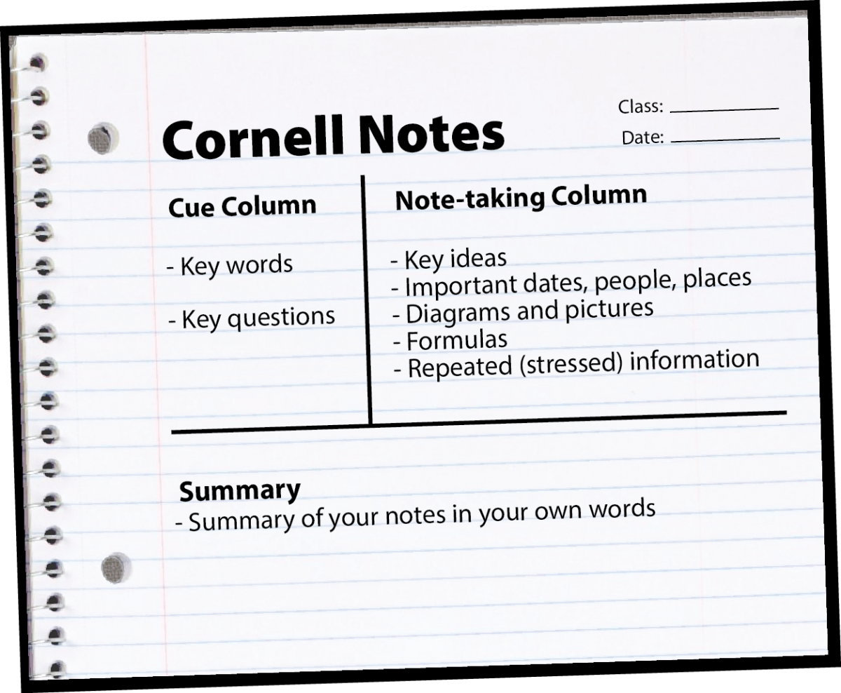 Is The Cornell Note Taking Template Really The Best  Learn U