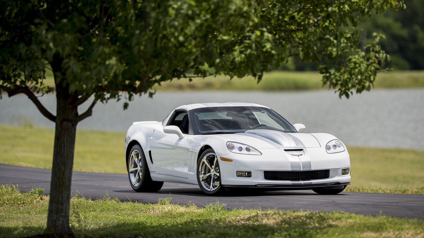 2013 Chevrolet Corvette Callaway presented as Lot F118.1