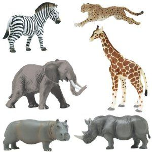 I D Love To Start Collecting These Schleich Animals And Dinosaurs For The Kids Wild Safari Animals African Animals