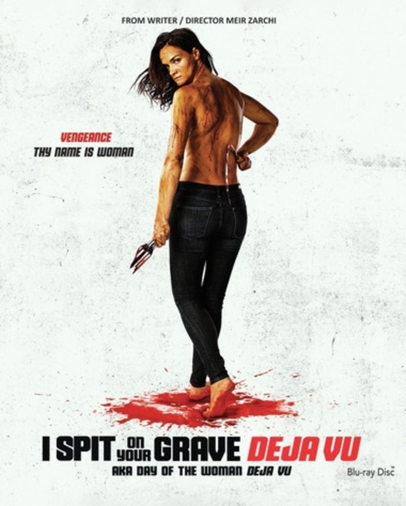 I Spit On Your Grave Deja Vu Blu Ray 2019 Best Buy Full Movies Online Free Full Movies Free Movies Online