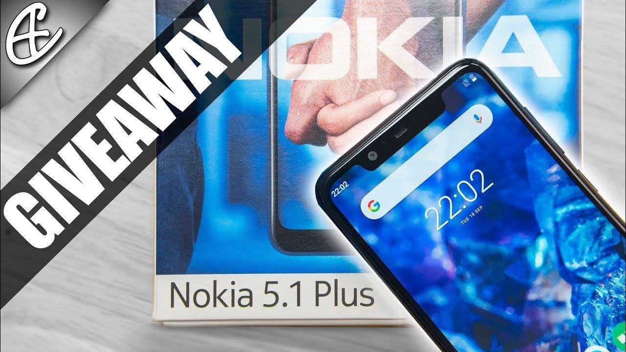 Nokia 5 1 Plus Unboxing, Hands On Review & GIVEAWAY