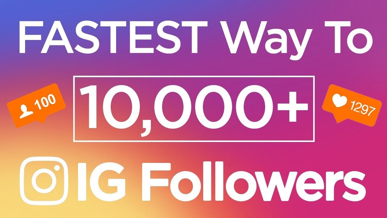 What Is The Fastest Way To Gain More Followers On
