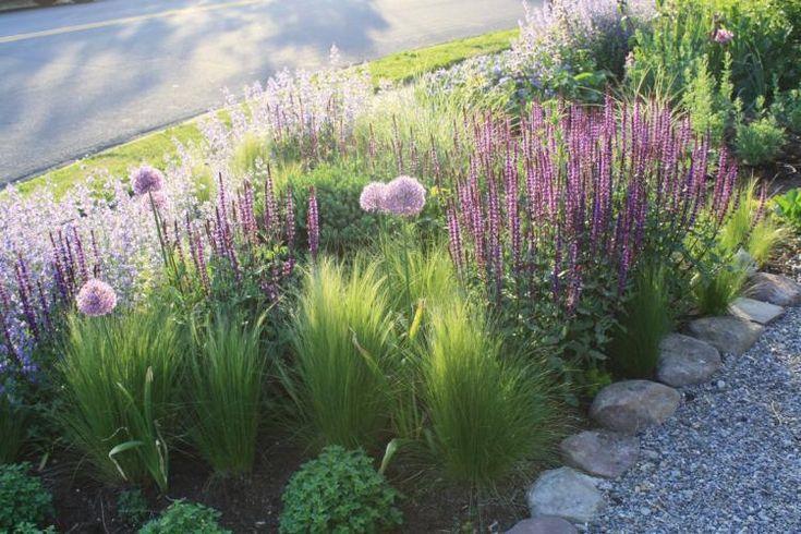 Über 80 wunderschöne Ideen für Vorgärten und Landschaftsprojekte #vorgartenideen
