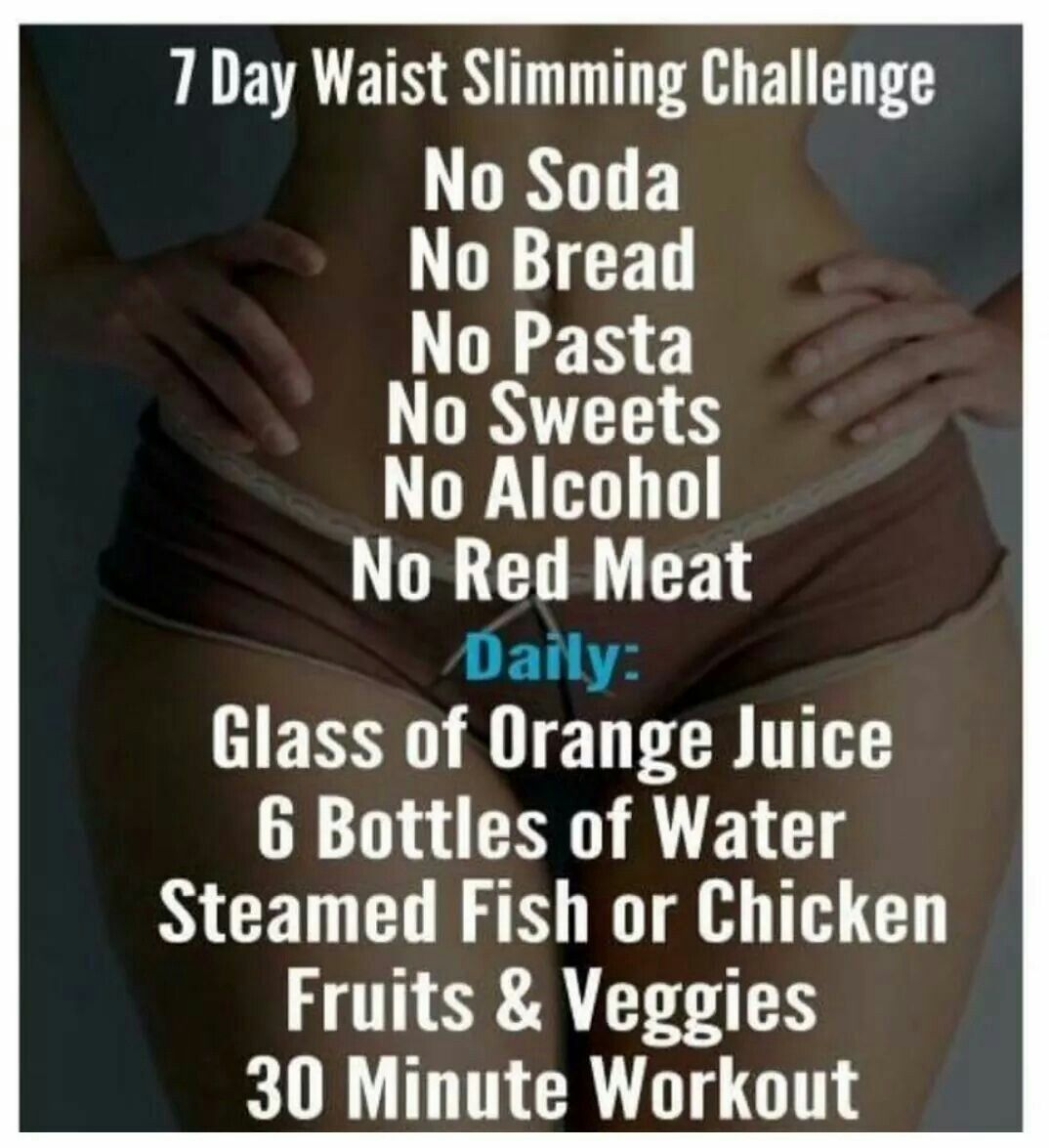 Best ways to lose water weight overnight image 7