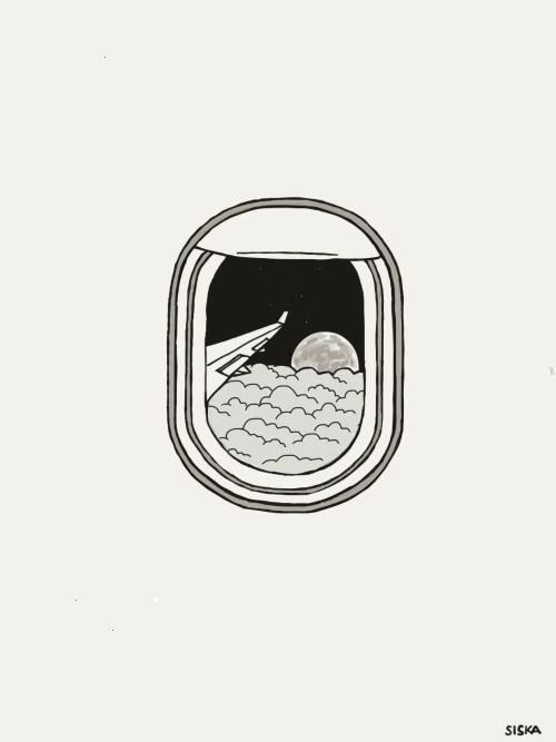result for airplane window drawing I would love to add the creature on the wing from the twi Image result for airplane window drawing I would love to add the creature on...
