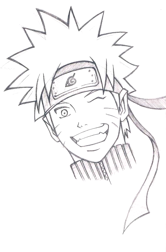 Draw Naruto Cizim Art Drawings Naruto Drawings Anime Drawings Sketches Naruto Sketch