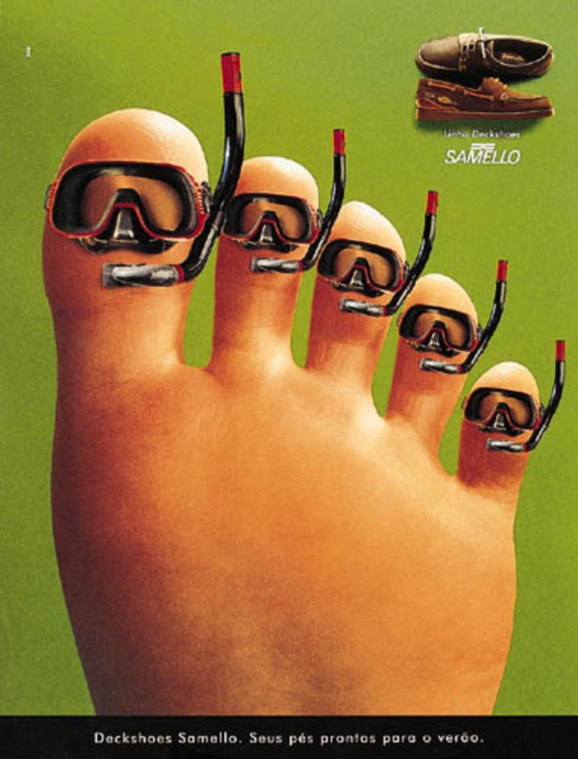Read more: https://www.luerzersarchive.com/en/magazine/print-detail/3127.html Samello Deckshoes. Your feet are ready for summer. Tags: Jáder Rossetto,Fernando Zuffo,Samello,Pedro Cappeletti,DM9DDB, São Paulo