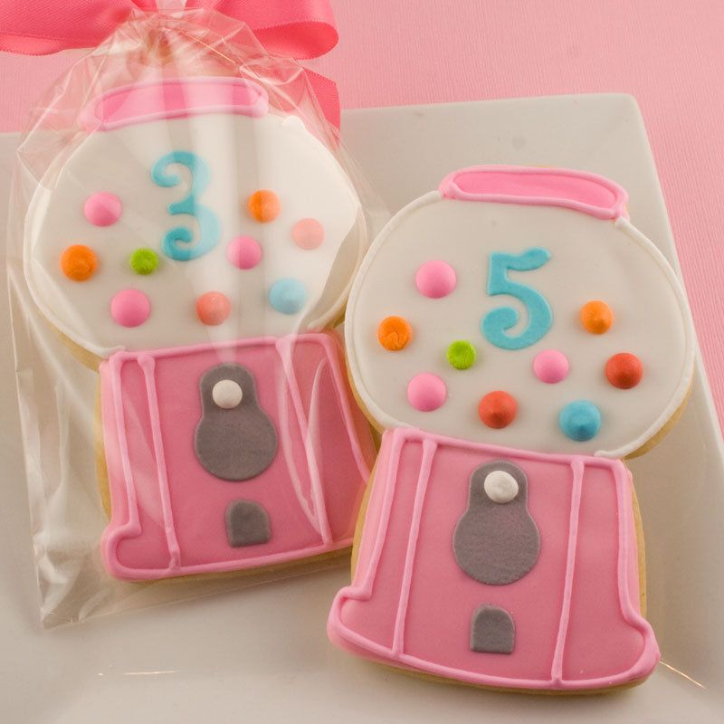 Superb Pink Bubble Gum Inspiration Board By Bella Bella Studios~ Bubble Gum  Cookies By TS Cookies