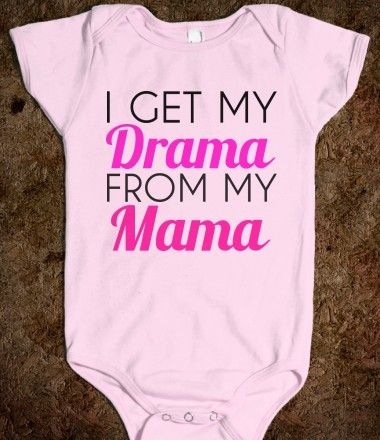 Image result for drama from my mama onesie