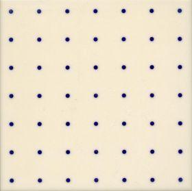 Potential Floor Tiles - Vintage Feel - Blue Dot Design Edwardian Blue Victorian Tiles £39.25 per SQM