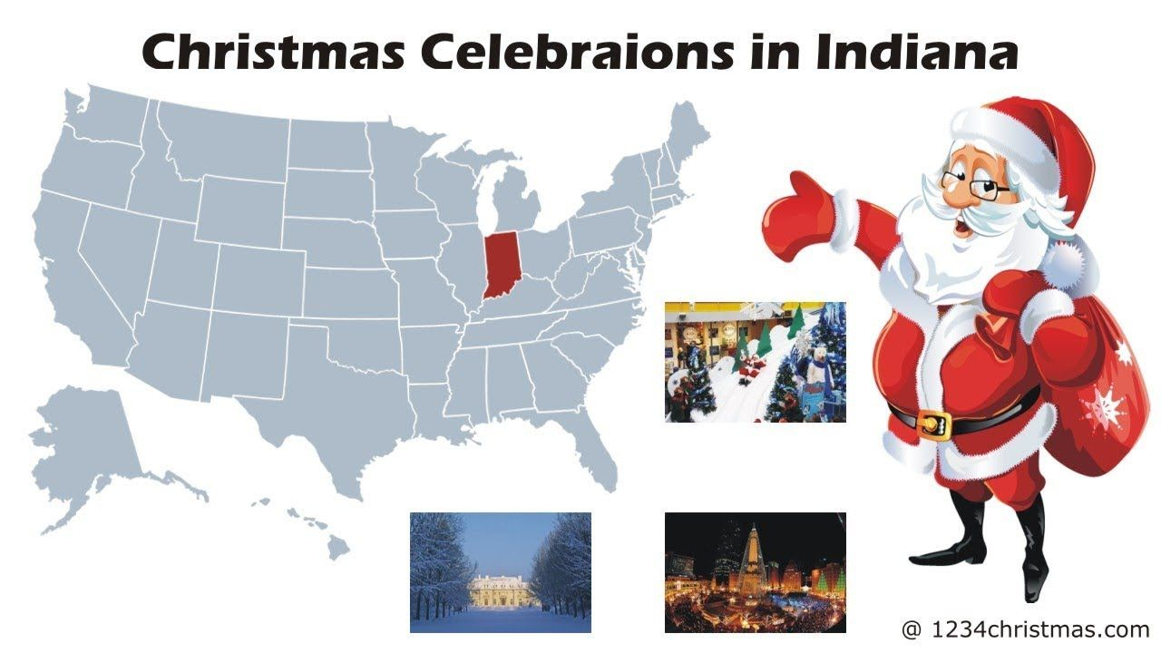 Christmas 2017 Celebrations in Indiana, Christmas celebrations in ...