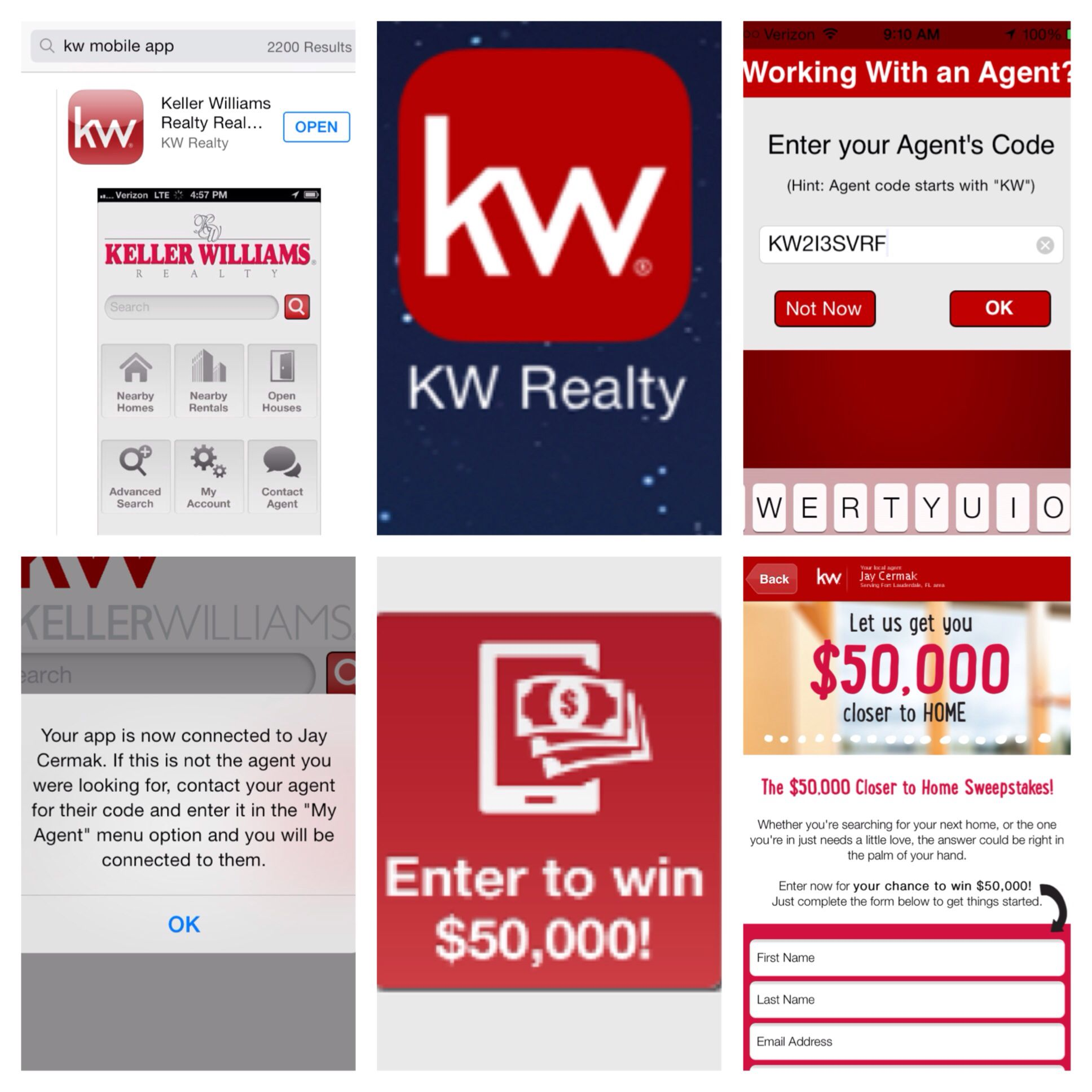 Download The Keller Williams Realty Real Estate Search App Today