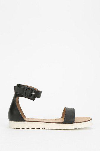 52ca2922502e Deena   Ozzy Ankle-Strap Flatform Sandal
