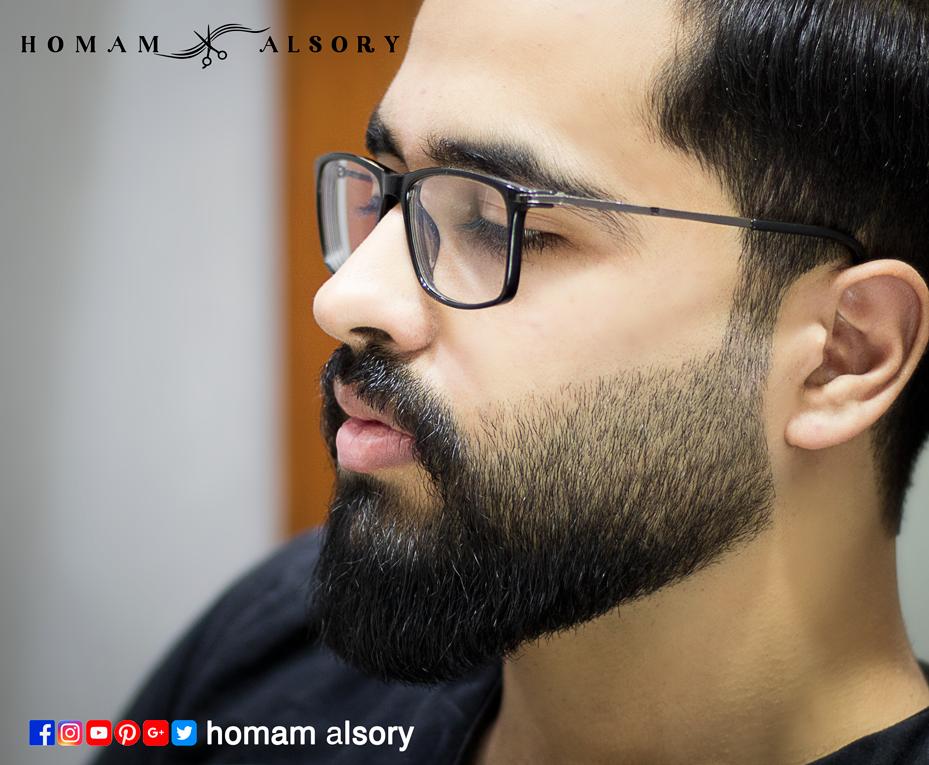 تدريج و تحديد الذقن همام السوري Facebook Sign Up Square Sunglasses Men Facebook Sign