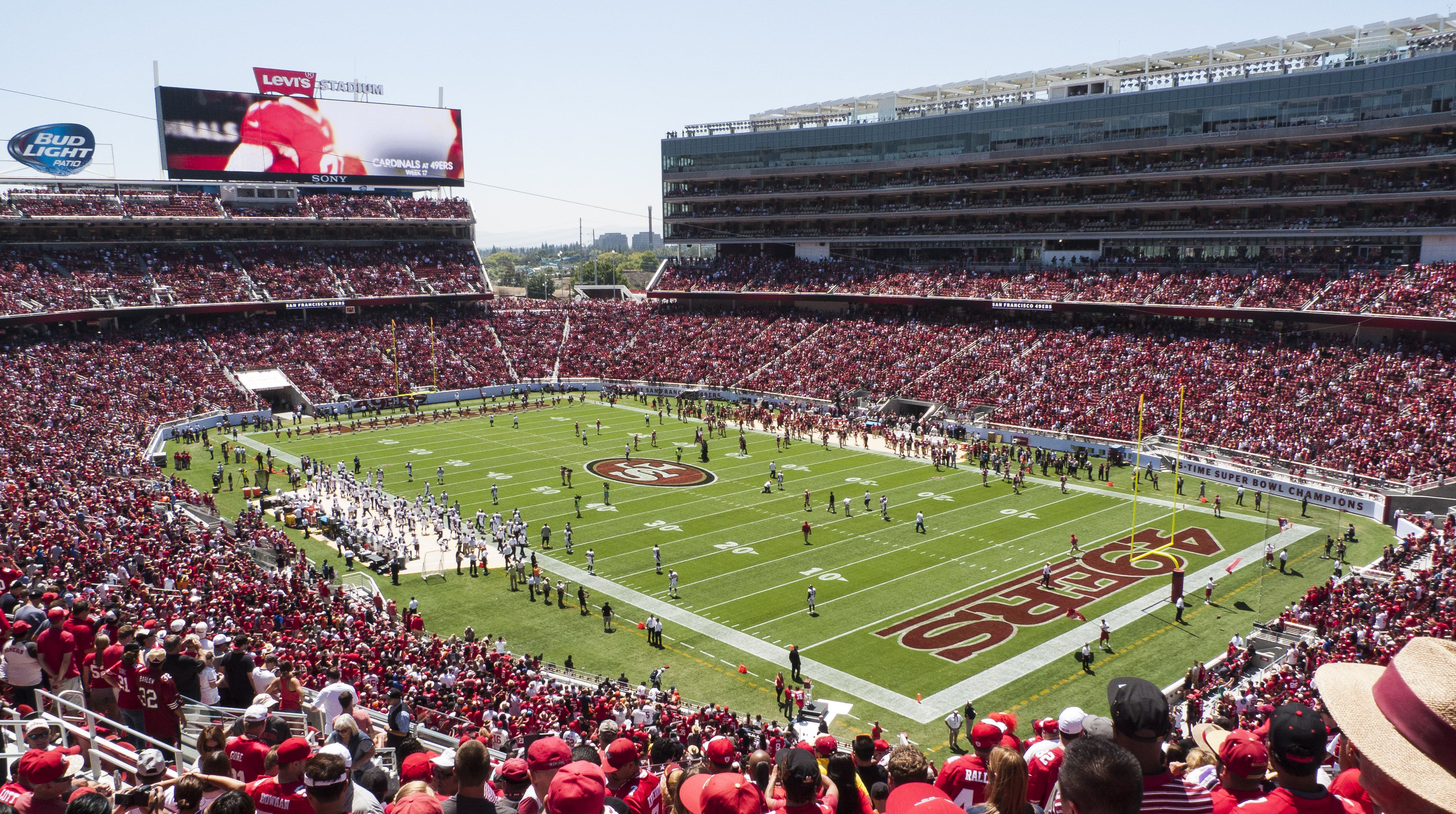 18 best 49ers Levis Stadium Reference images on Pinterest