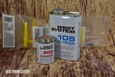 West System KIT Epoxy Kit 105/205 (30 min) Härter-, Harz- und Pumpensatz   - Knife Making Res... West System KIT Epoxy Kit 105/205 (30 min) Härter-, Harz- und Pumpensatz   - Knife Making Resources -