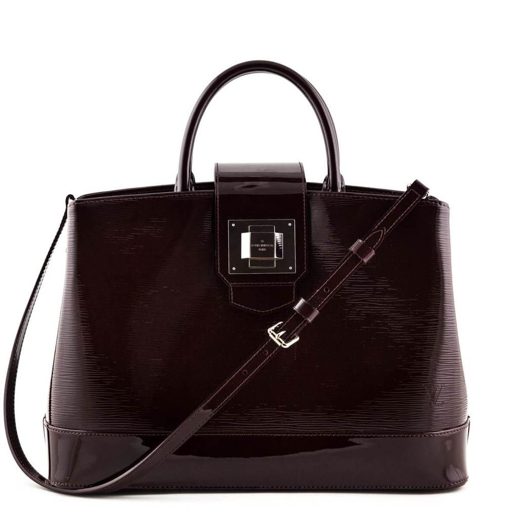 Louis Vuitton Amarante Vernis Epi Mirabeau Gm Lv Canada Louis Vuitton Vuitton Bag Accessories