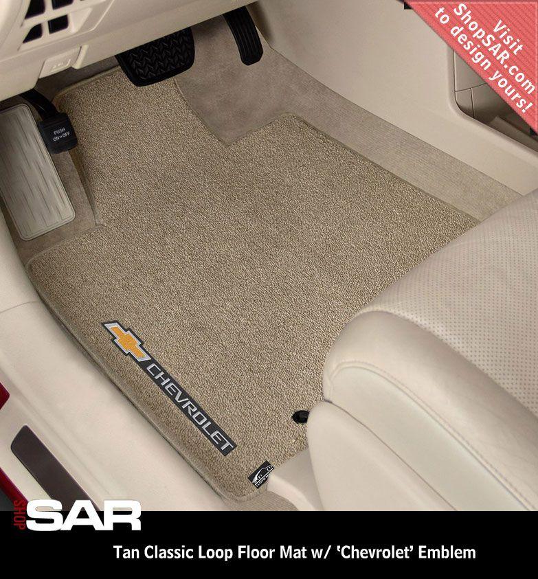 Lloyd Classic Loop Floor And Cargo Mats Floor Mats Flooring Chevrolet Emblem