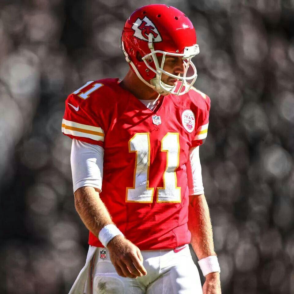 Alex Smith Football helmets, Kansas city chiefs, Best player