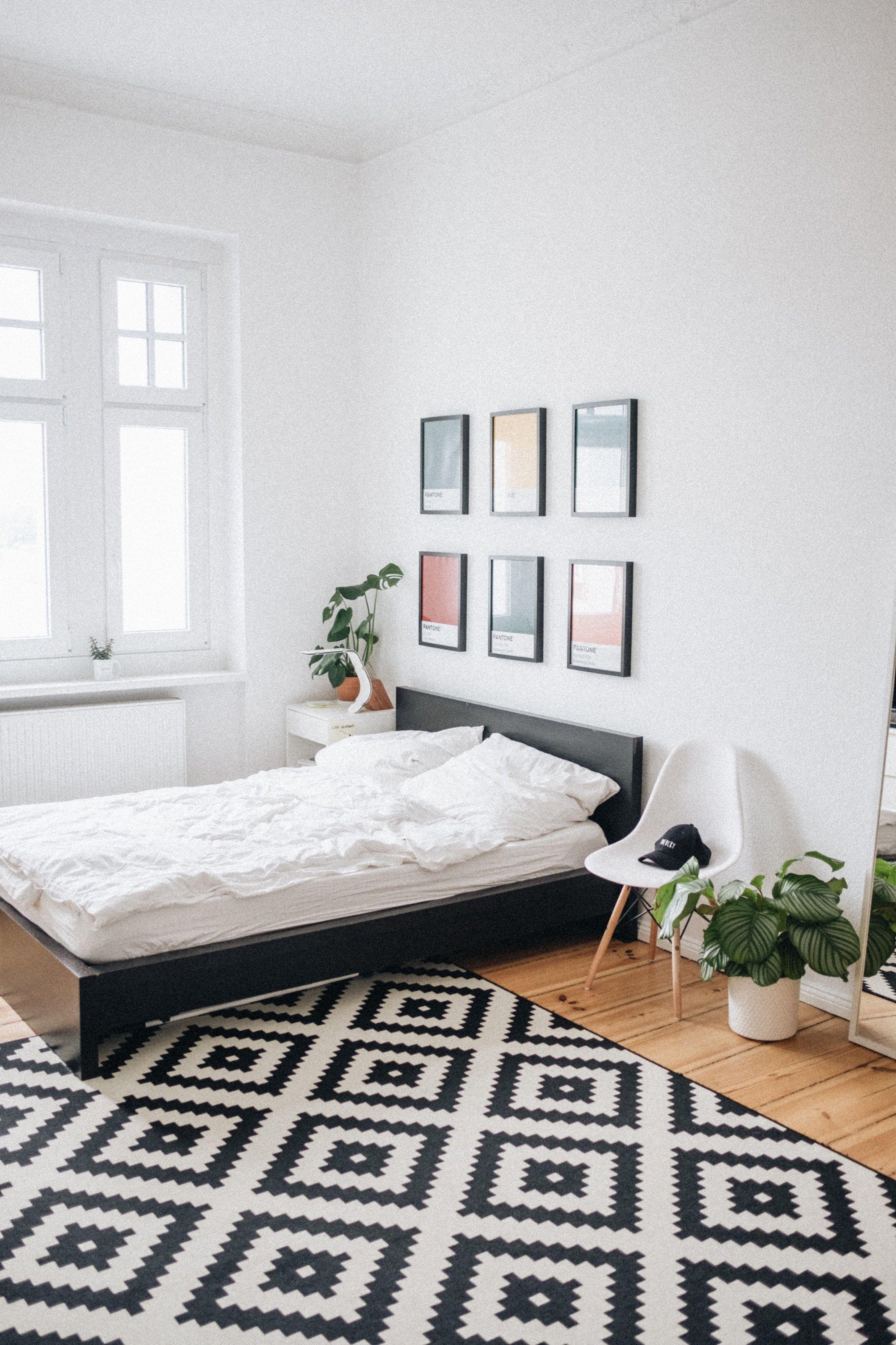 Une #chambre cosy à la décoration subtile. Par style ou par usage