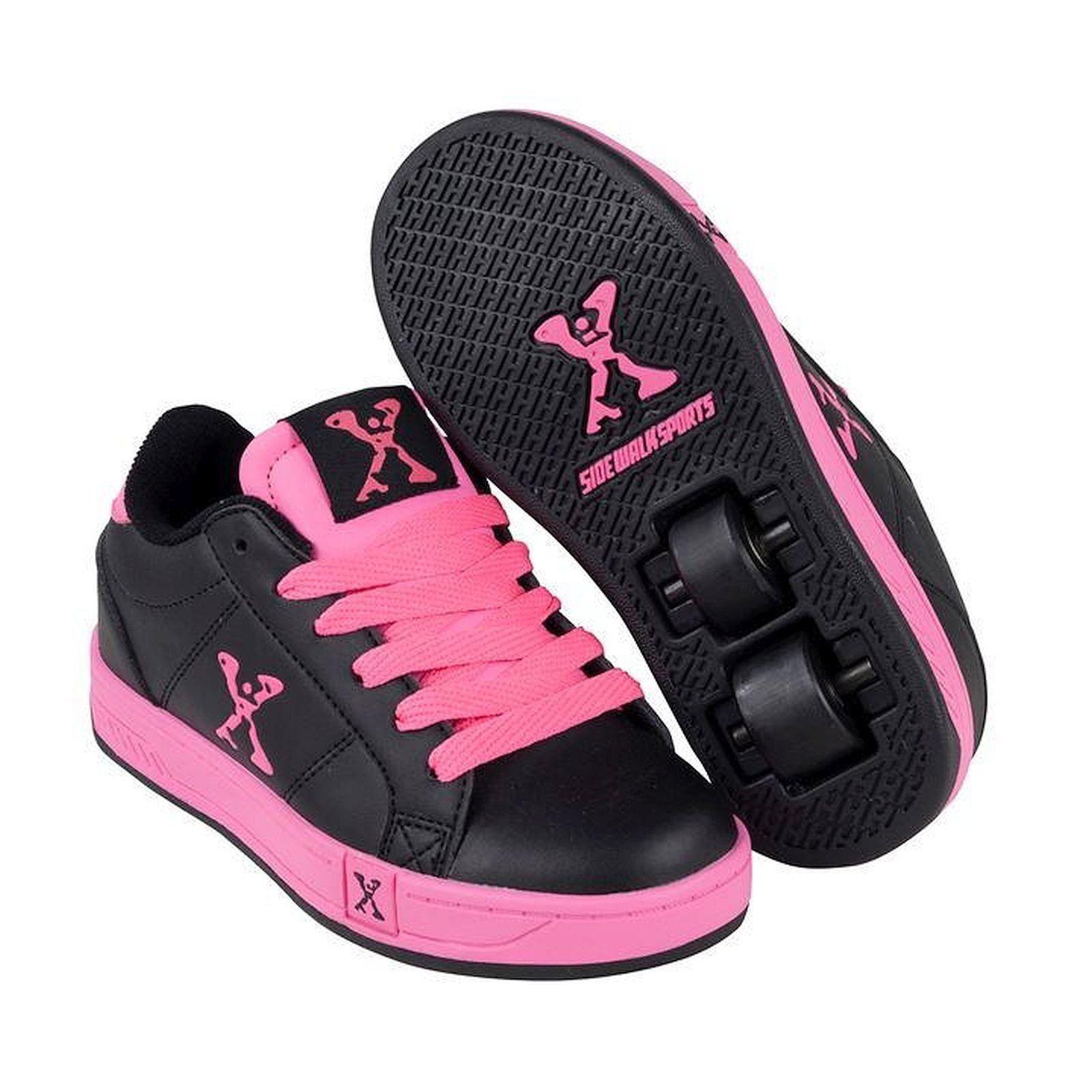 Roller skate shoes, Roller shoes