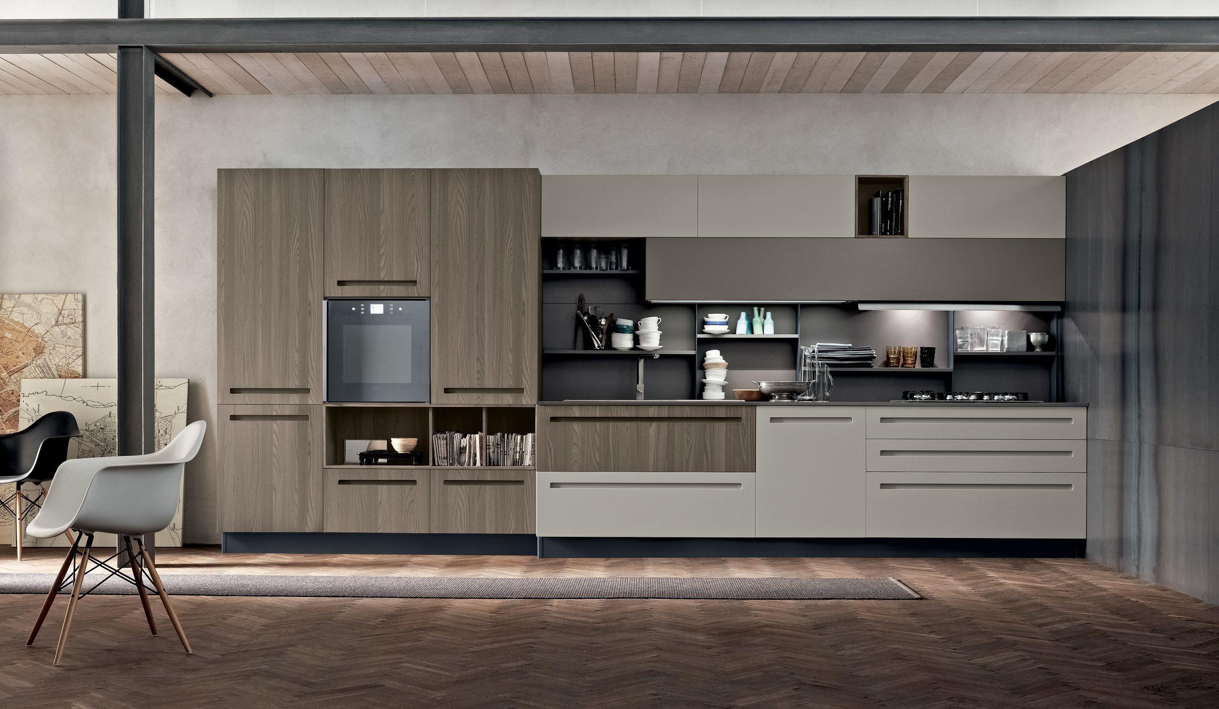 Stosa Cucine: arredamento per cucine moderne Mood | kitchen ...
