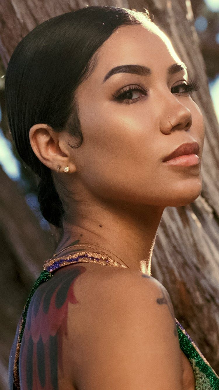Jhené Aiko On Fame, Tattoos, & Breaking Out Of The Box