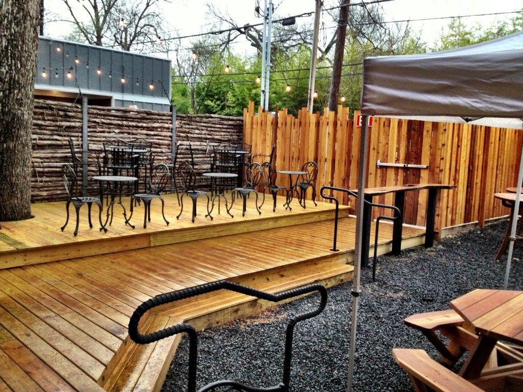 Craft Pride Outdoor Austin Craft Beer Bar Austin Bars Craft Beer