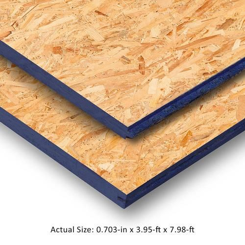 23 32 Cat Ps2 10 Tongue And Groove Osb Subfloor Application As 4 X 8 At Lowes Com In 2020 Tongue And Groove Osb Groove