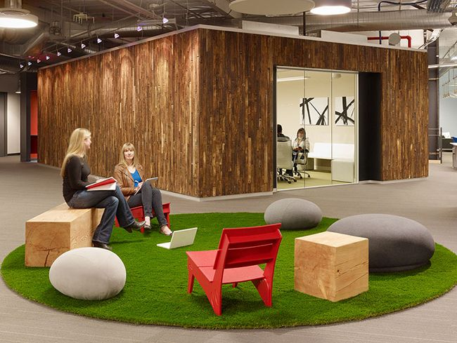 A peek inside Skype's hip Californian headquarters