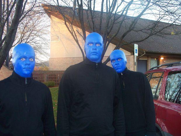blue man group trunk drumbone tutorial