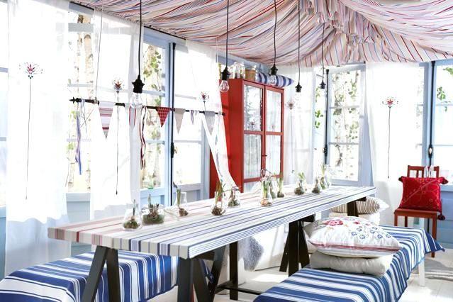 Fenster Dressing Ideen Innenarchitektur 2018 Pinterest - fenster gardinen küche