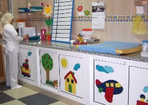 Decoracion de guarderias infantiles buscar con google for Decoracion de guarderias