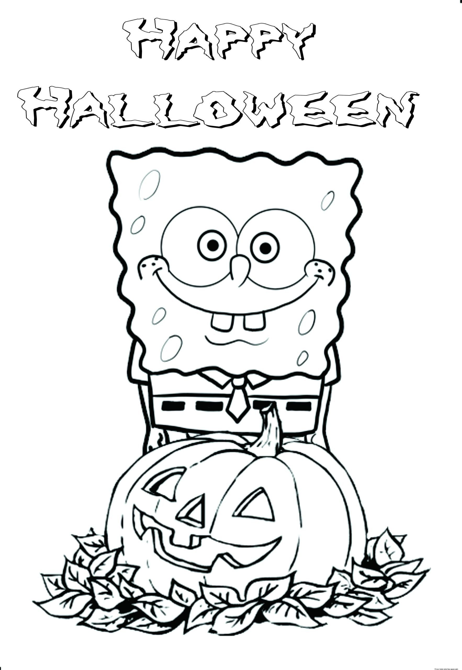 Pin On Coloring Halloween Image Ideas