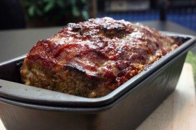Homestyle Meatloaf - #glutenfree #grainfree #dairyfree