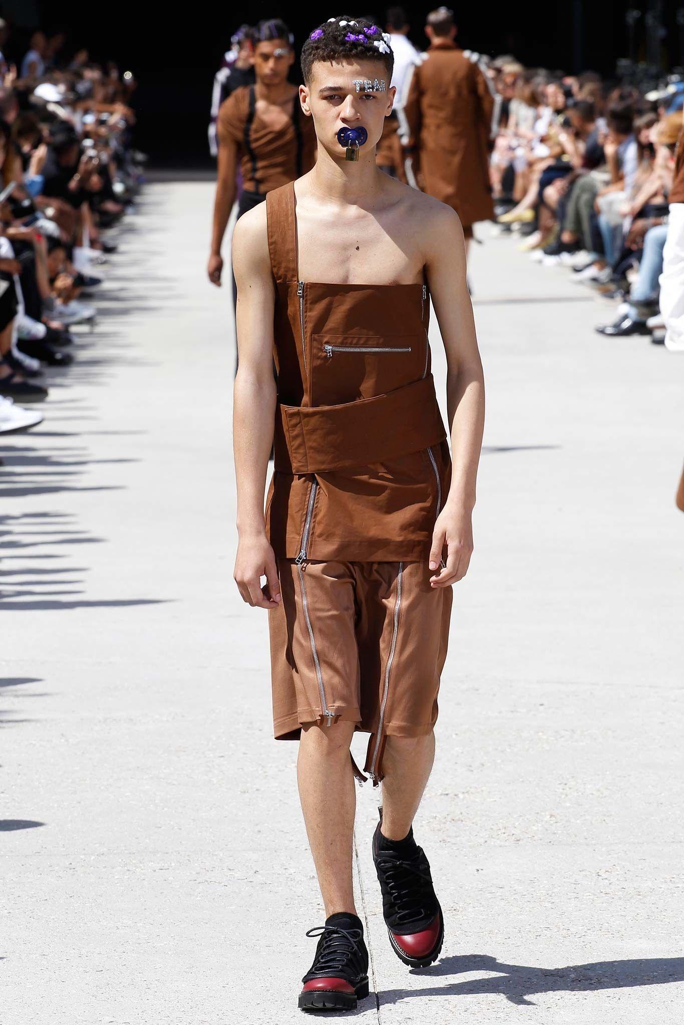 Hood By Air Spring 2016 Menswear Fashion Show in 2020