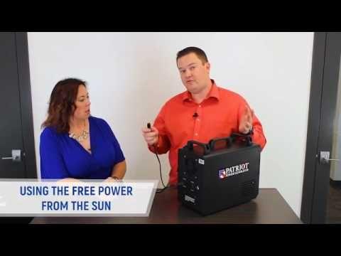 generator self grid living solar power generation