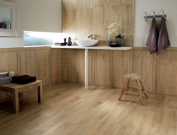 La Fabbrica - Lignum, couleur Acer Carrelage aspect bois Home