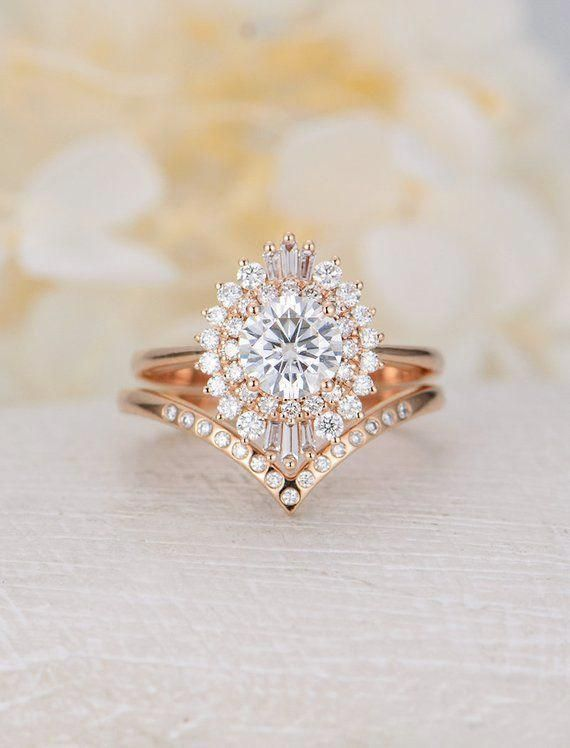 Rose gold engagement ring Vintage engagement ring Oval Peridot Art deco pave diamond ring Alternative Bridal Anniversary Valentines gift  Fine Jewelry Ideas